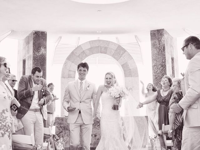 Trevor and Krista's Wedding in Nuevo Vallarta, Mexico 12