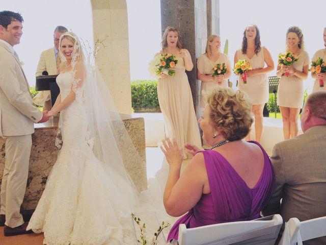 Trevor and Krista's Wedding in Nuevo Vallarta, Mexico 17