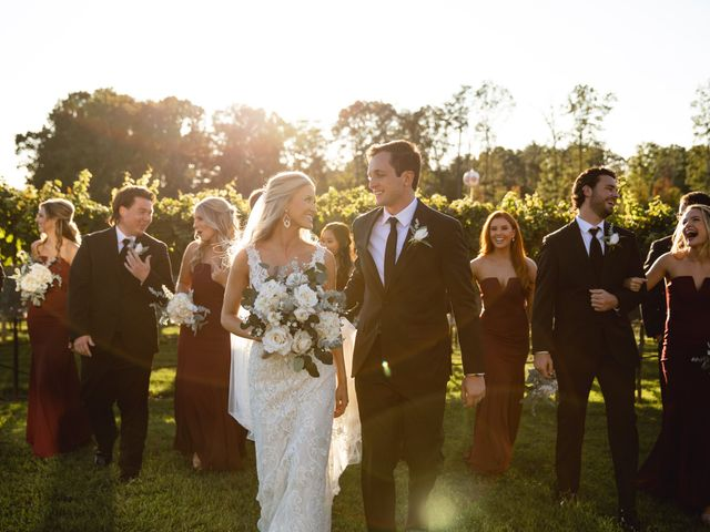 Josh and Kyra's Wedding in Dahlonega, Georgia 2