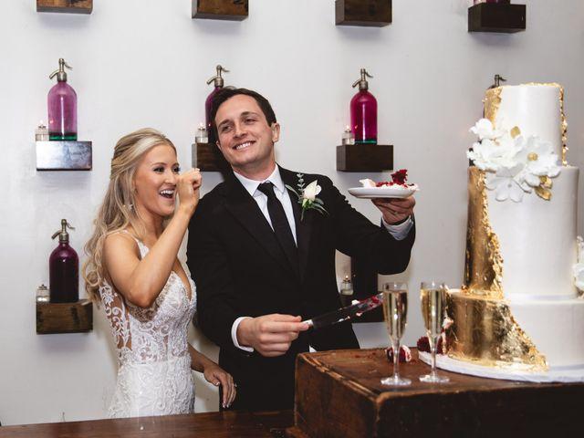 Josh and Kyra's Wedding in Dahlonega, Georgia 9