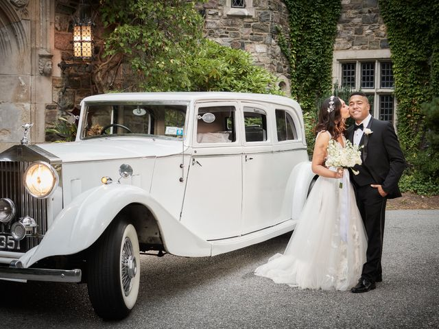 Nate and Kelsey's Wedding in Warren, New Jersey 2