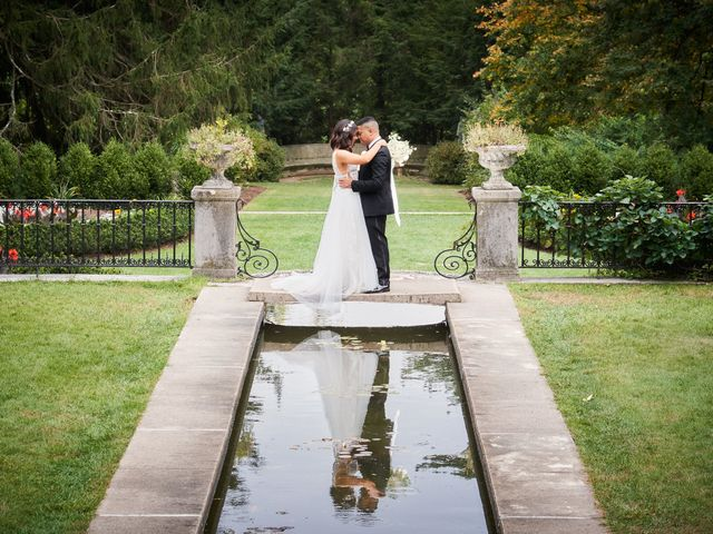 Nate and Kelsey's Wedding in Warren, New Jersey 1