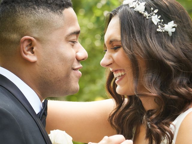 Nate and Kelsey's Wedding in Warren, New Jersey 9