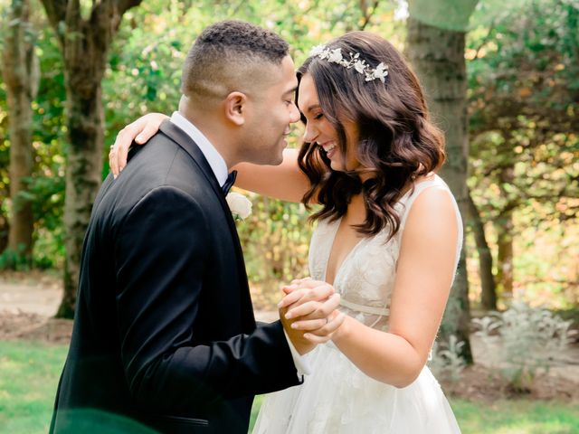 The wedding of Kelsey and Nate