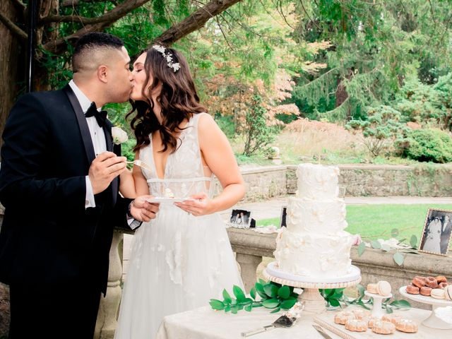 Nate and Kelsey's Wedding in Warren, New Jersey 16