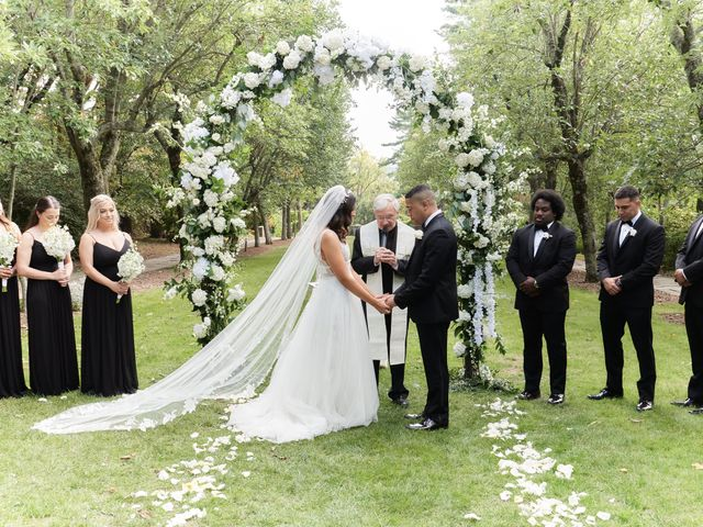 Nate and Kelsey's Wedding in Warren, New Jersey 19