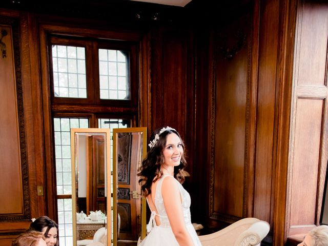 Nate and Kelsey's Wedding in Warren, New Jersey 36