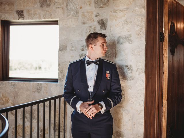 Charles and Addie's Wedding in College Station, Texas 16