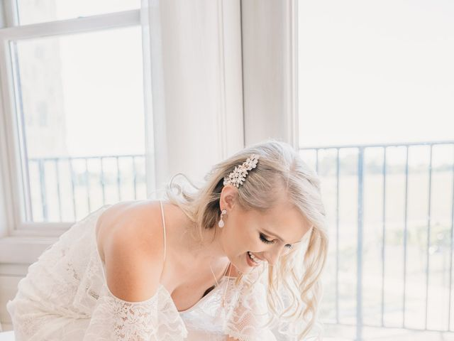 Charles and Addie's Wedding in College Station, Texas 19