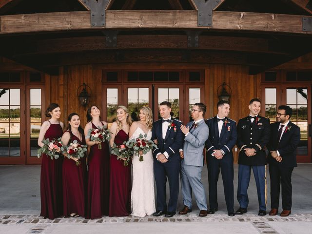 Charles and Addie's Wedding in College Station, Texas 24
