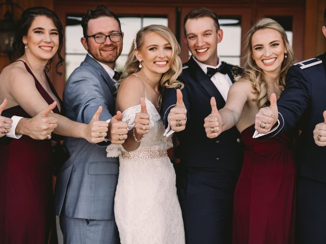 Charles and Addie's Wedding in College Station, Texas 25