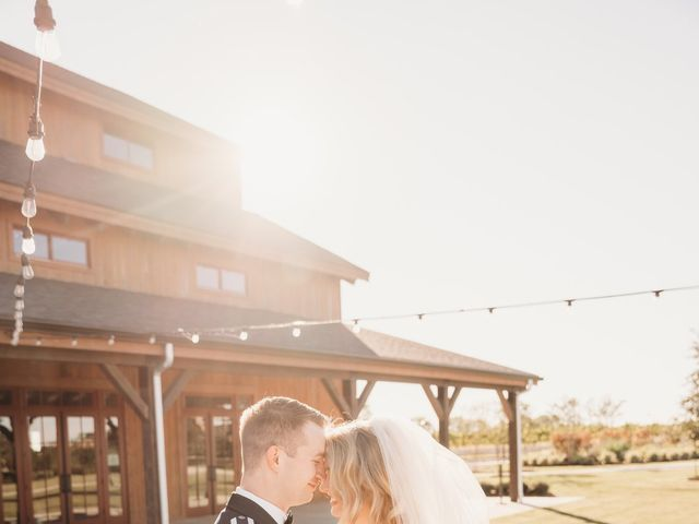 Charles and Addie's Wedding in College Station, Texas 27