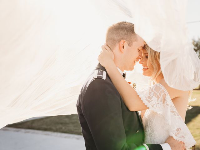 Charles and Addie's Wedding in College Station, Texas 28