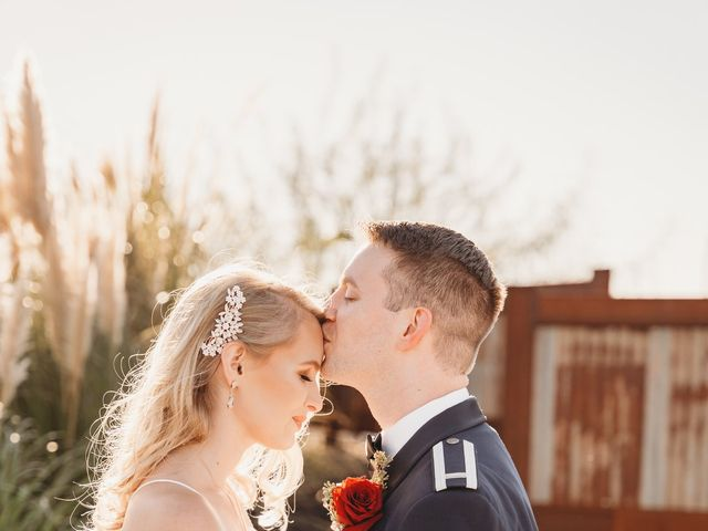 Charles and Addie's Wedding in College Station, Texas 29