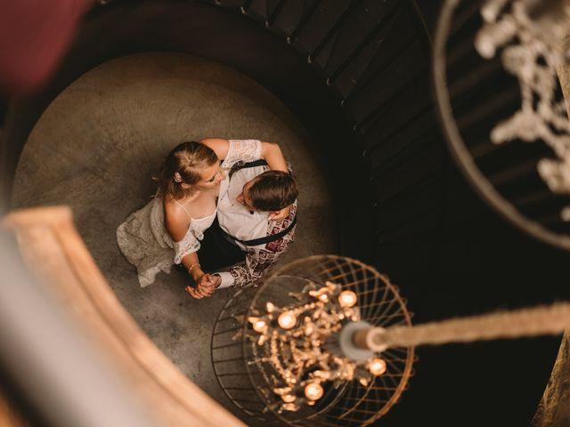 Charles and Addie's Wedding in College Station, Texas 36