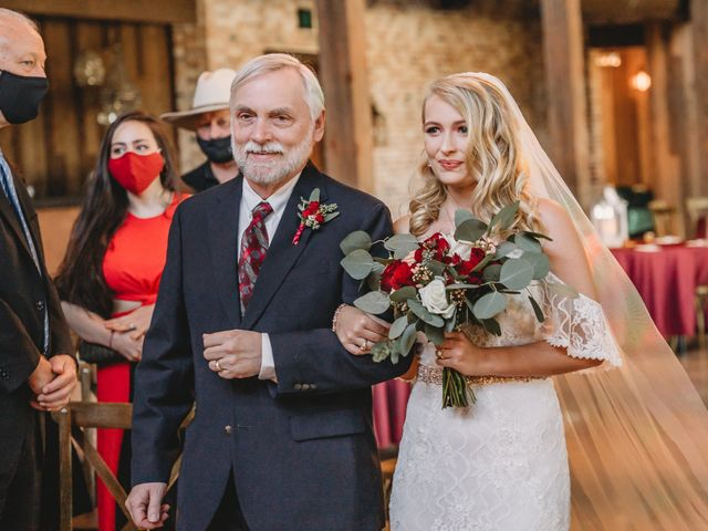 Charles and Addie's Wedding in College Station, Texas 40