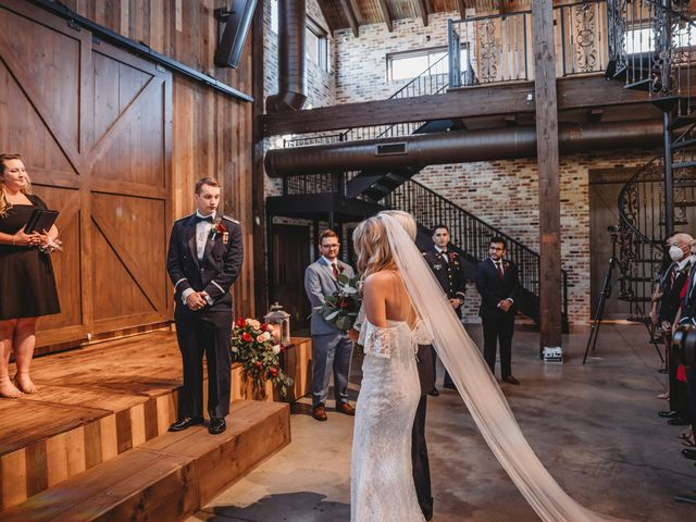 Charles and Addie's Wedding in College Station, Texas 42