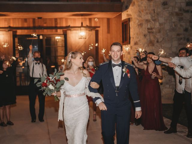 Charles and Addie's Wedding in College Station, Texas 47