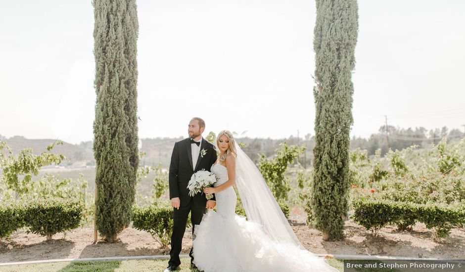 Will and Mariah's Wedding in Temecula, California
