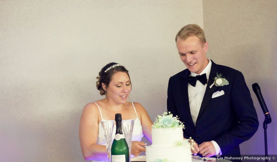 Blair and Brian's Wedding in Lake Oswego, Oregon
