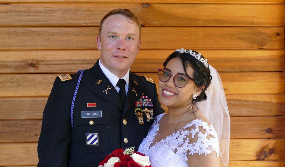 Kirk and Laura Freeman's Wedding in Mills River, North Carolina