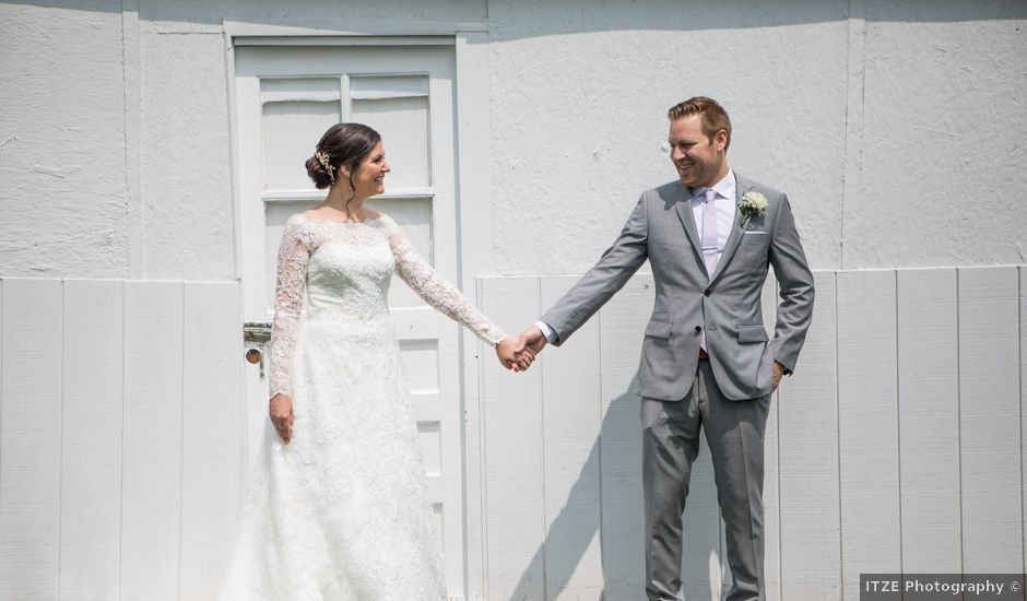 Jason and Leonora's Wedding in Hartford, Connecticut