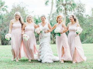 Cherish and Jacob's Wedding in Jacksonville, Florida 3