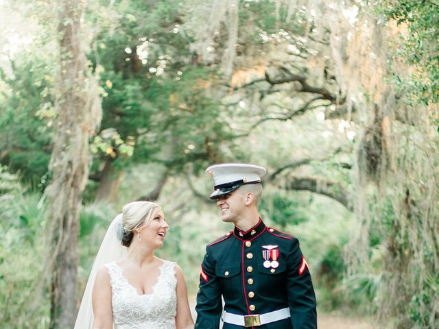 Cherish and Jacob's Wedding in Jacksonville, Florida 14