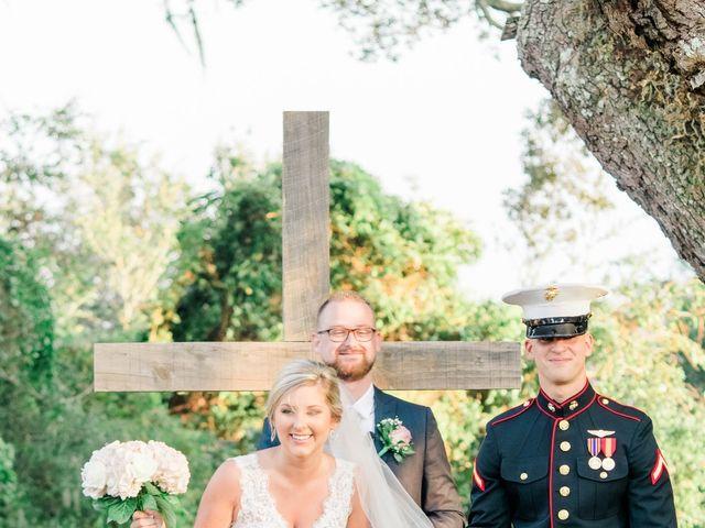 Cherish and Jacob's Wedding in Jacksonville, Florida 11