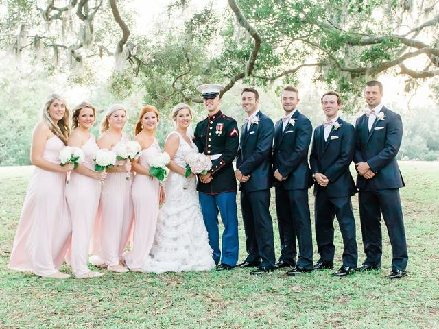 Cherish and Jacob's Wedding in Jacksonville, Florida 12