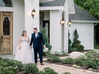 The wedding of Karyn and Owen