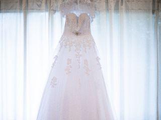 The wedding of Brittanni  and Travis  3