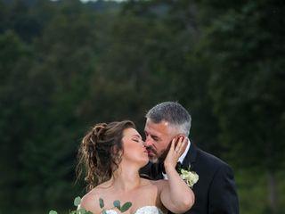 The wedding of Lisa and Damon 3