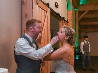 The wedding of Michael and Alexa 1