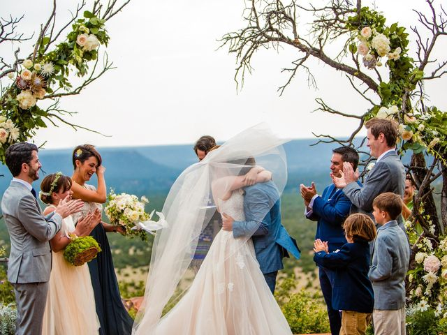 Billy and Lauren's Wedding in Ribera, New Mexico 1