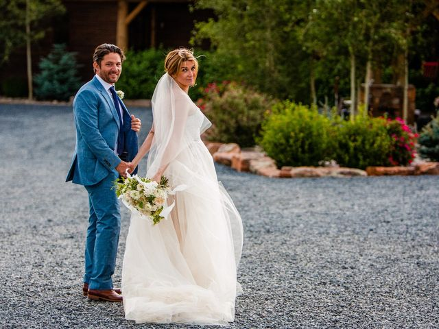Billy and Lauren's Wedding in Ribera, New Mexico 2