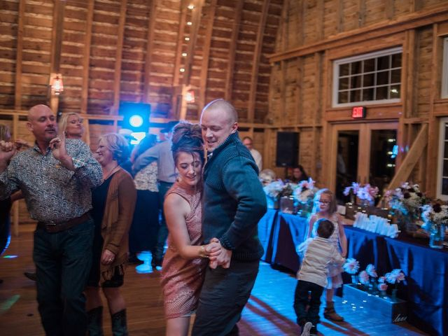 Tom and Ashley's Wedding in Bozeman, Montana 8