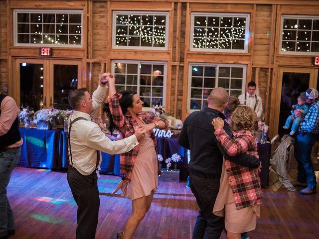 Tom and Ashley's Wedding in Bozeman, Montana 9