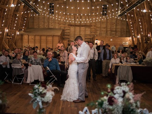 Tom and Ashley's Wedding in Bozeman, Montana 10