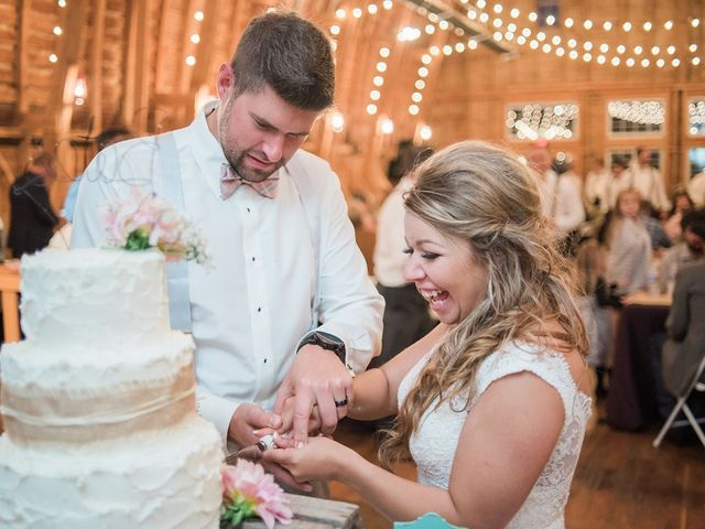 Tom and Ashley's Wedding in Bozeman, Montana 12