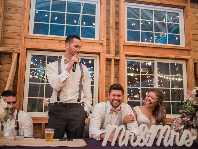 Tom and Ashley's Wedding in Bozeman, Montana 13