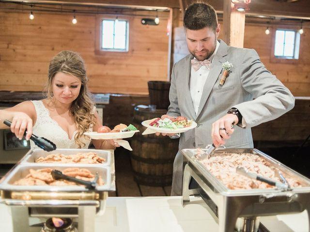 Tom and Ashley's Wedding in Bozeman, Montana 15