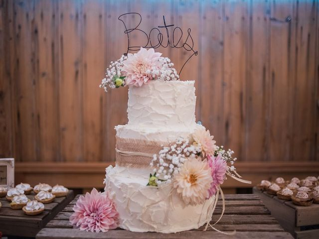 Tom and Ashley's Wedding in Bozeman, Montana 17