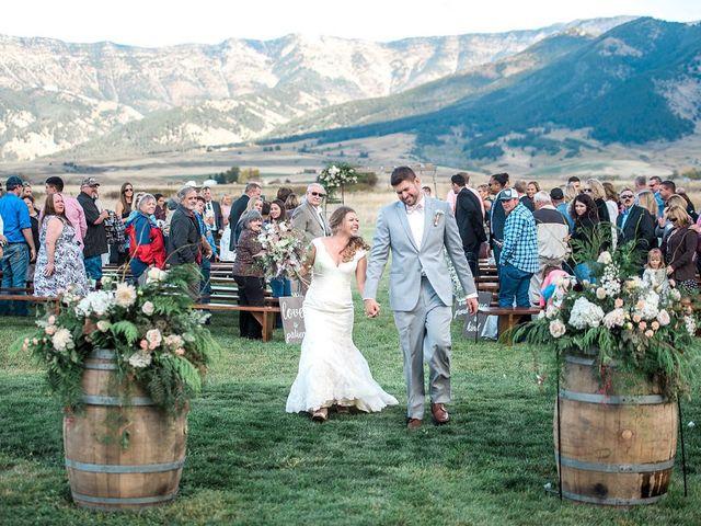 Tom and Ashley's Wedding in Bozeman, Montana 21