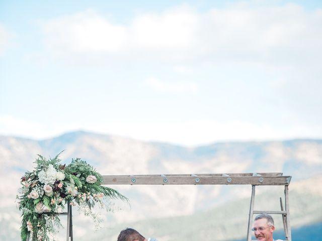 Tom and Ashley's Wedding in Bozeman, Montana 22