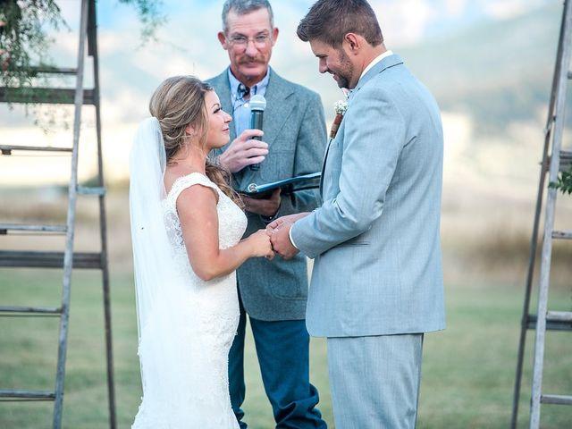 Tom and Ashley's Wedding in Bozeman, Montana 23