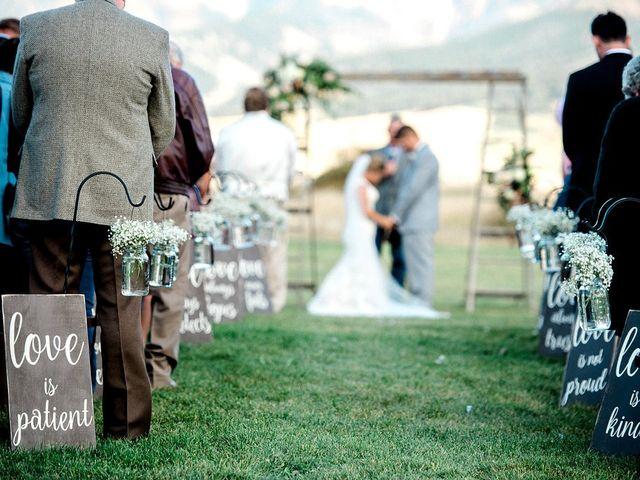 Tom and Ashley's Wedding in Bozeman, Montana 27