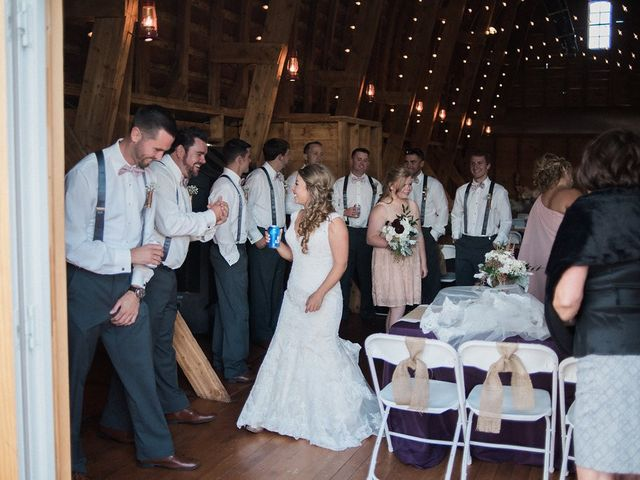 Tom and Ashley's Wedding in Bozeman, Montana 28