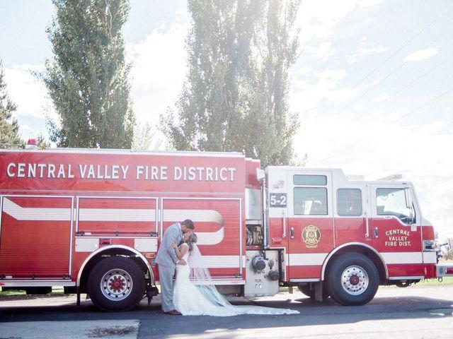 Tom and Ashley's Wedding in Bozeman, Montana 37