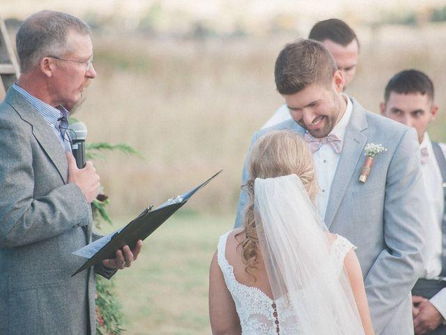 Tom and Ashley's Wedding in Bozeman, Montana 43